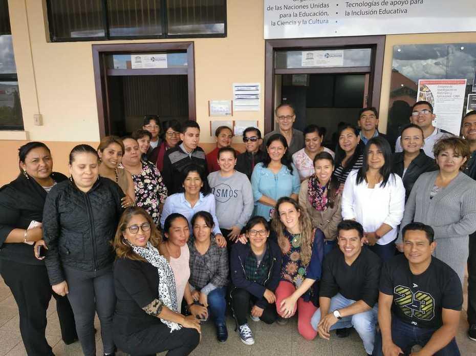 Universidad Politécnica Salesiana Ecuador. Cuenca